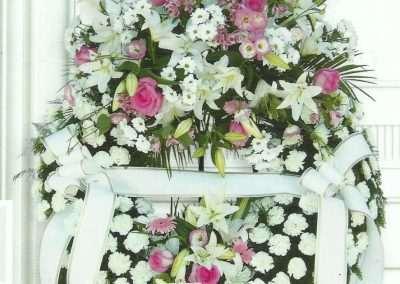 cornnas ramaos centros de funeral en trebole floristeria en pola de laviana,en la cuenca del nalon( asturias)