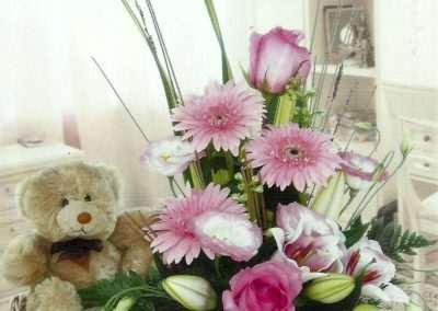 floristeria trebole en pola de laviana en la cuenca del nalon fregalar flores para nacimientos