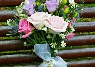 floristeria trébole ramo novia