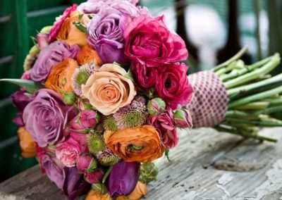 ramos de novia ,bodas ,eventos en pola de laviana en floristeria trebole en la cuenca del nalon en asturias