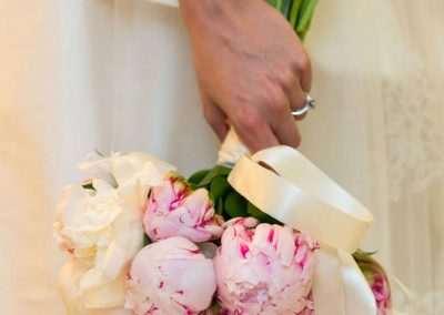 ramos de novia,bodas ,eventos,en floristeria trebole en pola de laviana en la cuenca del nalon en asturias