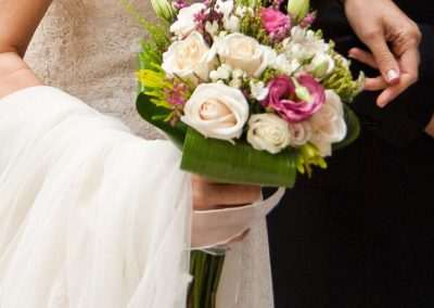 ramos de novia,bodas , eventos ,en pola de laviana,en floristeria trebole,en la cuenca del nalon en asturias