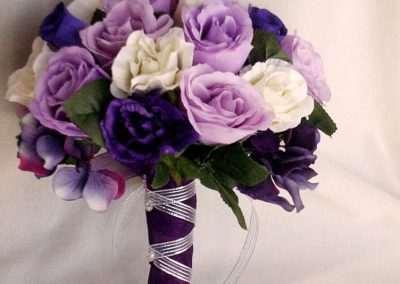 ramos de novia ,bodas ,eventos en floristeria trebole en pola de lavaina en asturias