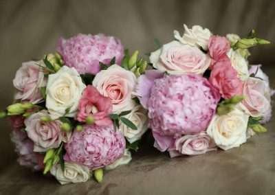 ramos de novia ,bodas, eventos en pola de lavaina en floristeria trebole en la cuenca del nalon en asturias