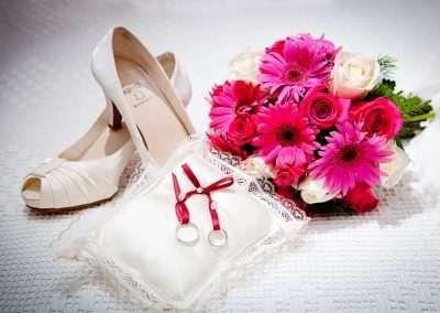 ramos de novia ,bodas ,eventos en floristeria trebole en pola de lavaina en la cuenca del nalon en asturias