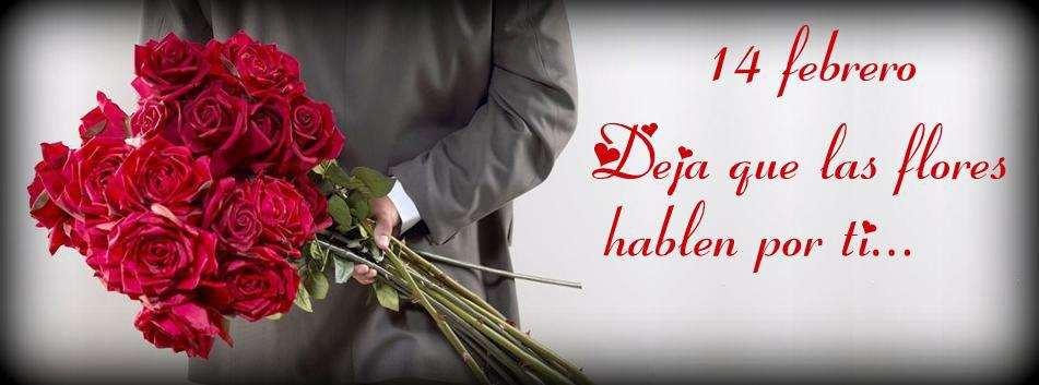 San valentín con  rosas rojas